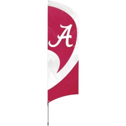 Picture of Party Animal Alabama Tall Team Flag