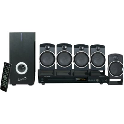 Picture of Supersonic SC-37HT 5.1 Home Theater System - 25 W RMS - DVD Player