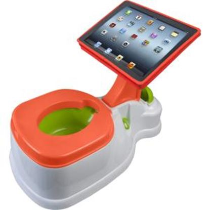 Picture of CTA Digital 2-In-1 iPotty with Activity Seat for iPad