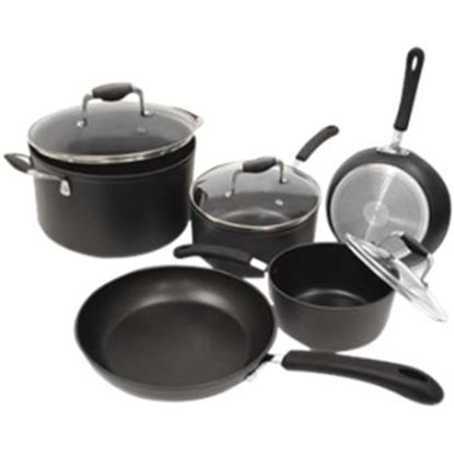 Picture of Ecolution 8pc. Cookware Set