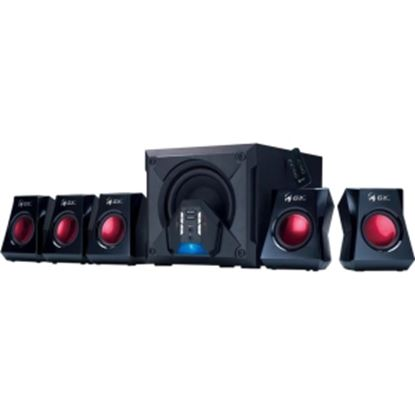 Picture of Genius GX Gaming SW-G5.1 3500 5.1 Speaker System - 80 W RMS - Wall Mountable