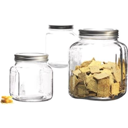 Picture of Anchor Cracker Jar Set