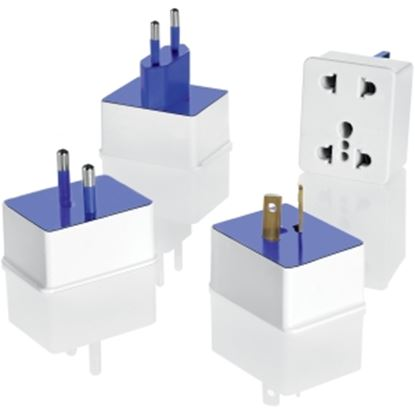 Picture of Conair Travel Smart Polarized Adapter Plug Sets
