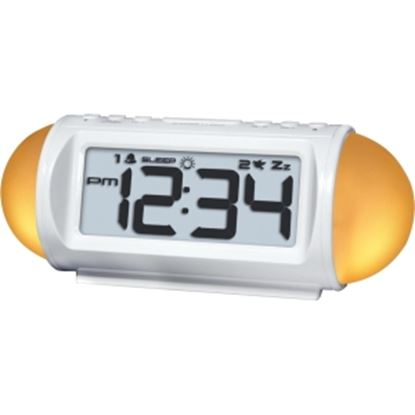 Picture of La Crosse Technology 31112 Mood Light Alarm Clock with Nature Sounds