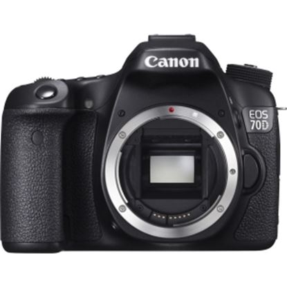 Picture of Canon EOS 70D 20.2 Megapixel Digital SLR Camera Body Only - Black
