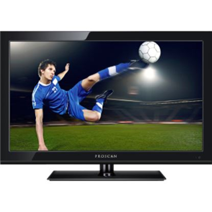 """Picture of ProScan PLED2435A 24"""" LED-LCD TV - HDTV - Black"""