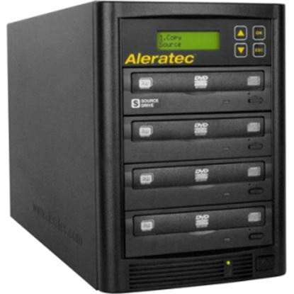 Picture of Aleratec 1:3 DVD CD Copy Tower Stand-Alone Duplicator