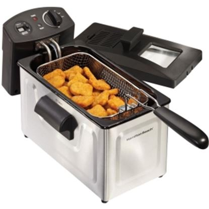 Picture of Hamilton Beach Professional 35033 Deep Fryer