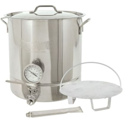Picture of Bayou Classic 10 Gallon Brew Kettle