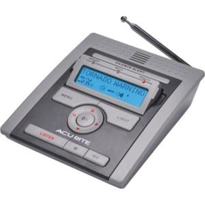 Picture of AcuRite NOAA Weather Radio with S.A.M.E.