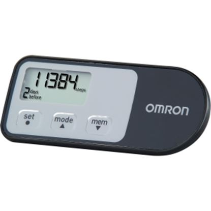 Picture of Omron Alvita Optimized Pedometer With Four Activity Modes - HJ-321