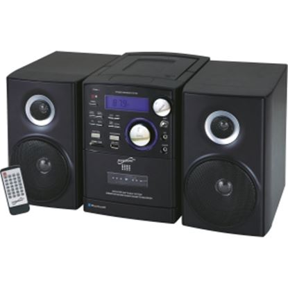 Picture of Supersonic SC-807 Micro Hi-Fi System - iPod Supported