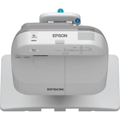 Picture of Epson BrightLink 585Wi Ultra Short Throw LCD Projector - 720p - HDTV - 16:10