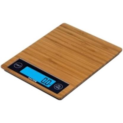 Picture of Salter Bamboo Kitchen Scale