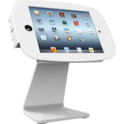 Picture of All in One- iPad Rotating and Swiveling Stand White