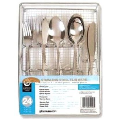 Picture of Gibson Abbeville 61 Pc. Flatware Set
