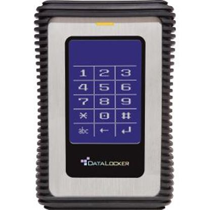 Picture of DataLocker DL3 2 TB Encrypted External Hard Drive