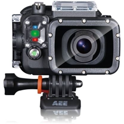 "Picture of AEE S71 Digital Camcorder - 2"" LCD - Exmor R CMOS - 4K - Black"