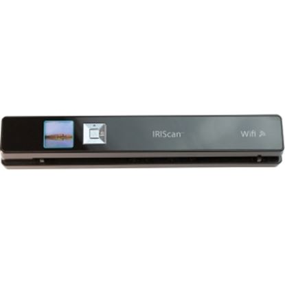 Picture of I.R.I.S. IRIScan Anywhere 3 Wifi Cordless Sheetfed Scanner - 1200 dpi Optical