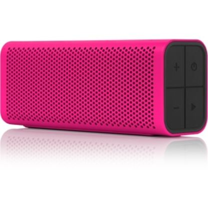 Picture of Braven 705 Speaker System - Wireless Speaker(s) - Portable - Magenta