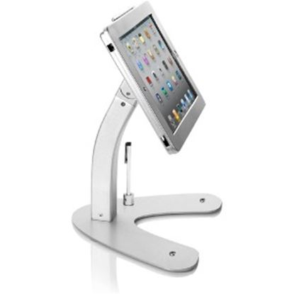 Picture of CTA Digital Anti Theft Security Kiosk Stand?For Ipad 2-4 & Ipad Air 1-2