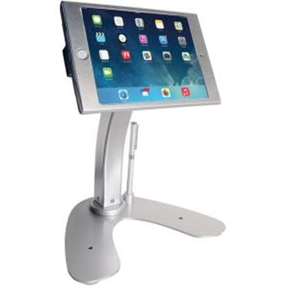 Picture of CTA Digital Anti-Theft Security Kiosk Stand for iPad mini 1-4