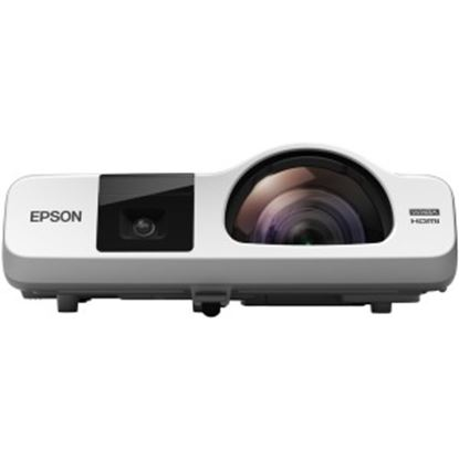 Picture of Epson BrightLink 536Wi Short Throw LCD Projector - 16:10 - White