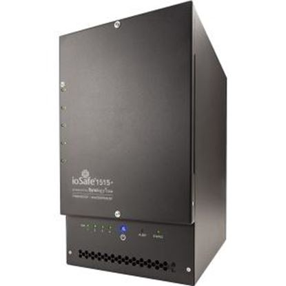 Picture of ioSafe 1515+ NAS Server with WD Red Hard Drives