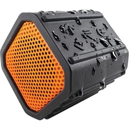 Picture of ECOXGEAR ECOPEBBLE GDI-EGPB100 Portable Bluetooth Speaker System - Orange