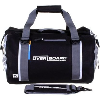 Picture of OverBoard Classic Carrying Case (Duffel) Multipurpose - Black