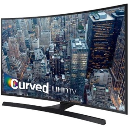 """Picture of Samsung 6700 UN65JU6700F 65"""" Curved Screen Smart LED-LCD TV - 4K UHDTV"""
