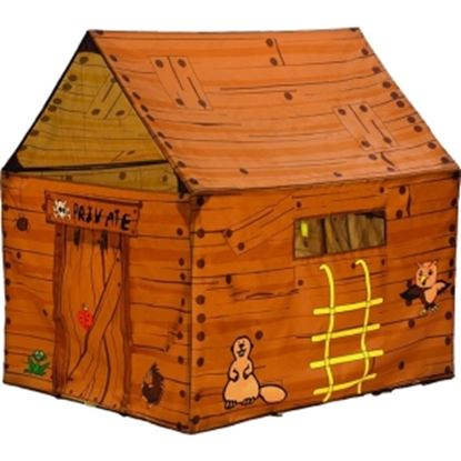 Picture of Pacific Play Tents Club House Play House 50 Inch X 40 Inch X 50 Inch
