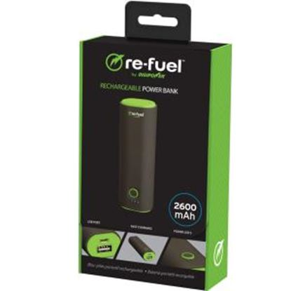 Picture of DigiPower 3-re-fuel RF-A78 Rechargeable Power Bank 7800mAh