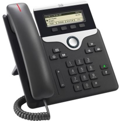 Picture of Cisco 7811 IP Phone - Wall Mountable - Charcoal