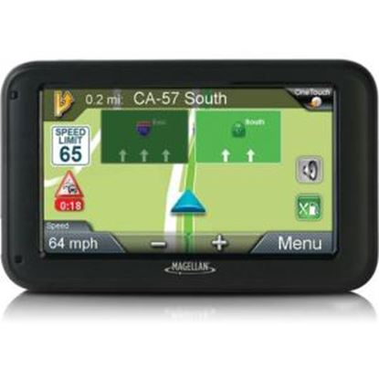 Picture of Magellan RoadMate 5330T-LM Automobile Portable GPS Navigator - Portable