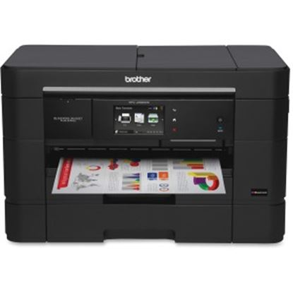 Picture of Brother Business Smart MFC MFC-J5920DW Inkjet Multifunction Printer - Color