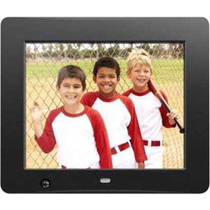 Picture of Aluratek 8 inch Digital Photo Frame with Motion Sensor and 4GB Built-in Memory