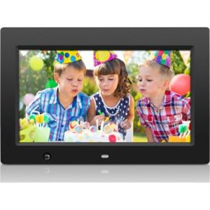 Picture of Aluratek 10 inch Digital Photo Frame with Motion Sensor and 4GB Built-in Memory