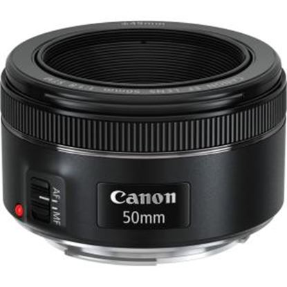 Picture of Canon - 50 mm - f/1.8 - Fixed Focal Length Lens for Canon EF