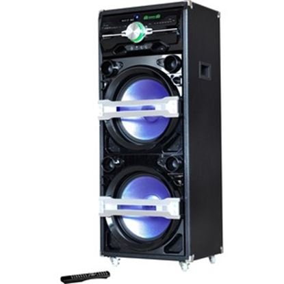 Picture of IQ Sound Bluetooth Speaker System - 250 W RMS - Black