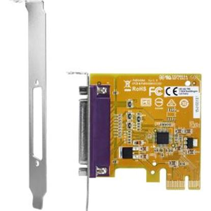 Picture of HP PCIe x1 Parallel Port Card
