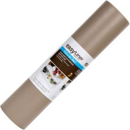 "Picture of Duck Brand Solid 20""X 22 ft. Shelf Liner- Taupe"