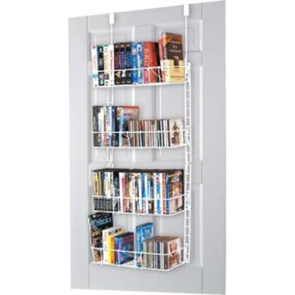 Picture of Grayline Housewares Media Storage Rack