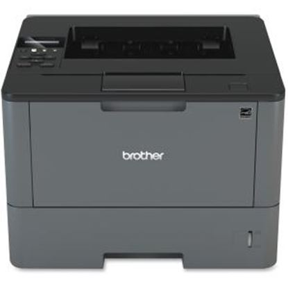 Picture of Brother Business Laser Printer HL-L5200DW - Monochrome - Duplex