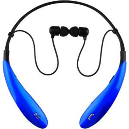 Picture of IQ Sound Bluetooth Wireless Headphones and Mic
