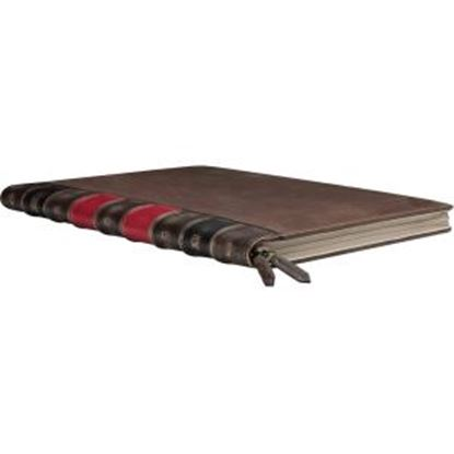 Picture of Twelve South BookBook for MacBook | Vintage leather book case/sleeve for 12-inch MacBook