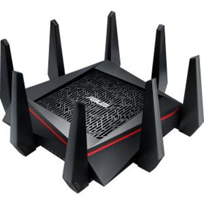Picture of Asus RT-AC5300 IEEE 802.11ac Ethernet Wireless Router
