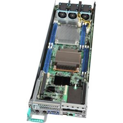 Picture of Intel HNS2600KPFR Barebone System Rack-mountable - Intel C612 Chipset - Socket LGA 2011-v3 - 2 x Processor Support
