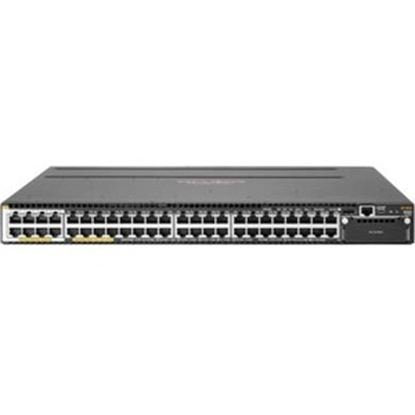 Picture of Aruba 3810M 40G 8 HPE Smart Rate PoE+ 1-slot Switch