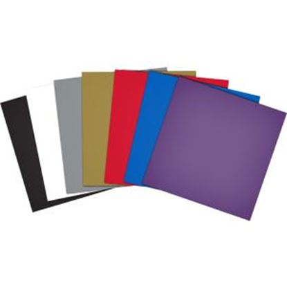 "Picture of Brother Adhesive Craft Vinyl 12""x12"" Sheets-10 Pieces"